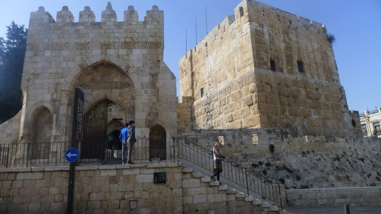 Tower of David_1